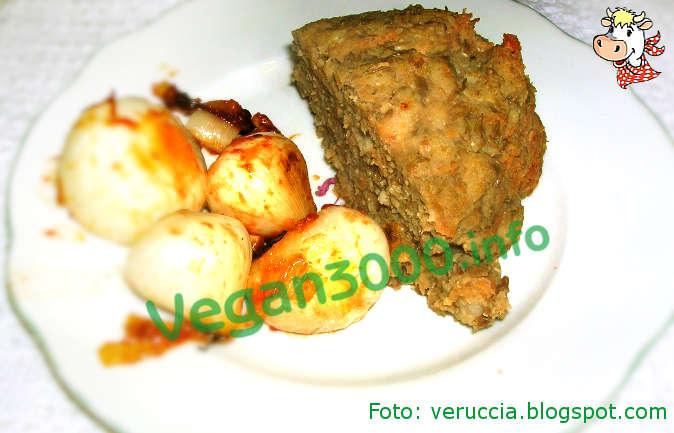 Foto numero 1 della ricetta Arrosto di lenticchie rosse