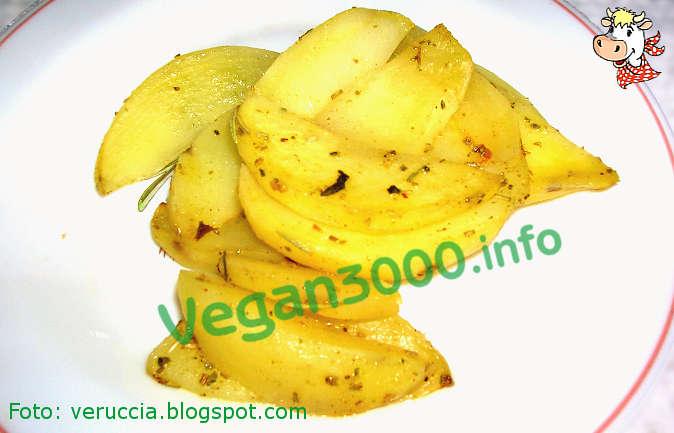 Foto numero 1 della ricetta Patate al limone alla Yari