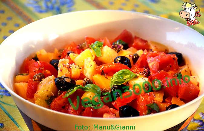 Foto numero 1 della ricetta Insalata mediterranea