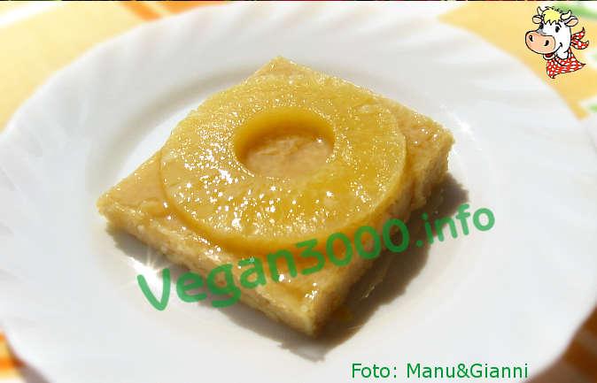 Foto numero 1 della ricetta Torta di couscous all'ananas