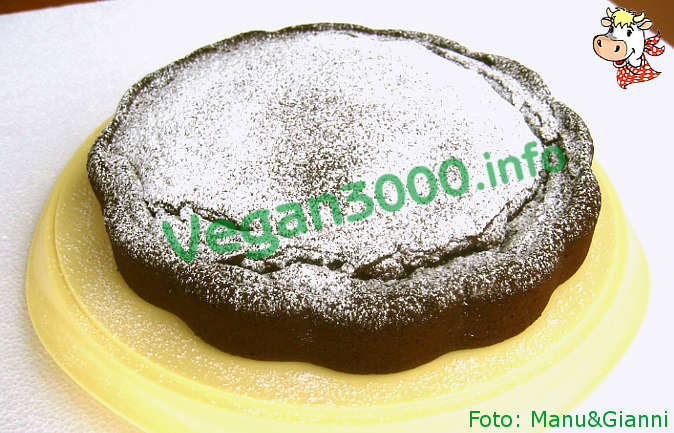 Foto numero 1 della ricetta Cocoa and orange tender cake