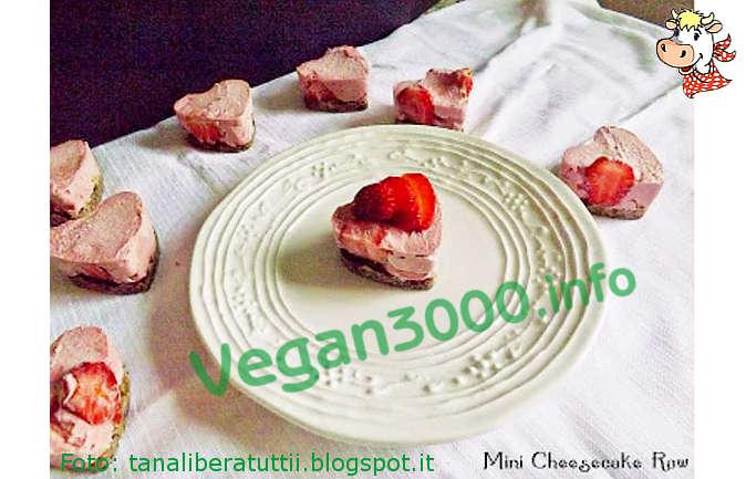 Foto numero 2 della ricetta Mini cheesecake raw
