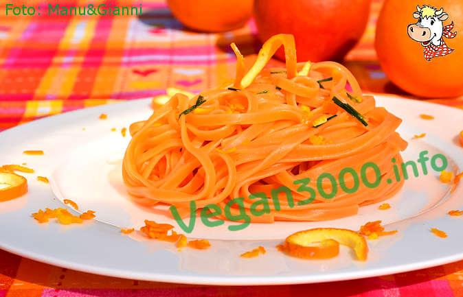 Foto numero 1 della ricetta Linguine with orange