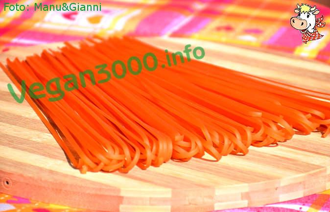 Foto numero 3 della ricetta Linguine all'arancia