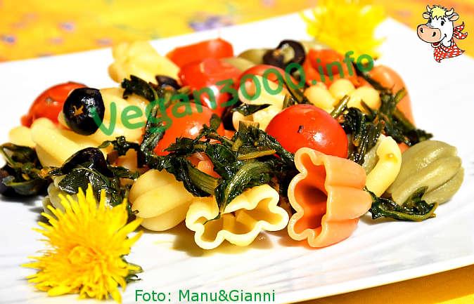 Foto numero 1 della ricetta Tulipani tricolori mediterranei