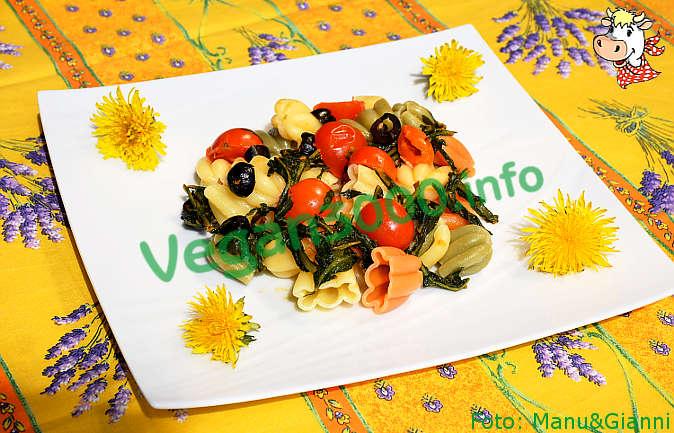 Foto numero 2 della ricetta Tulipani tricolori mediterranei