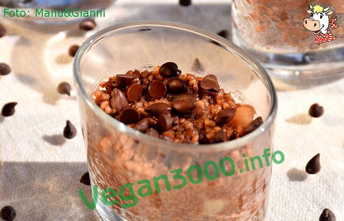 Foto numero 4 della ricetta Ciocco-couscous alle pere