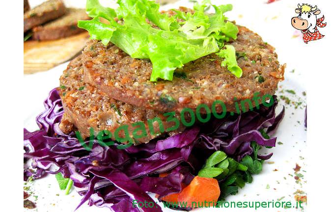Foto numero 1 della ricetta Vegan lentil sausage