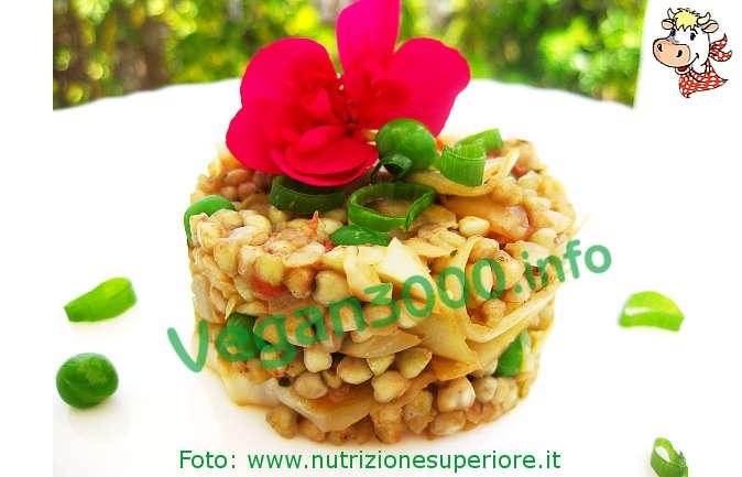 Foto numero 1 della ricetta Buckwheat salad