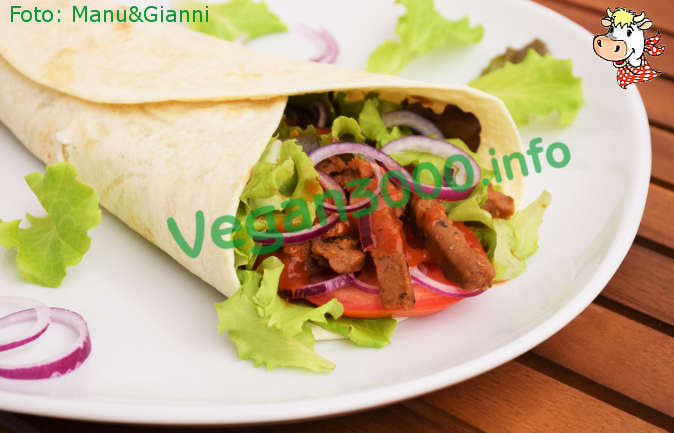 Foto numero 3 della ricetta Vegan kebab