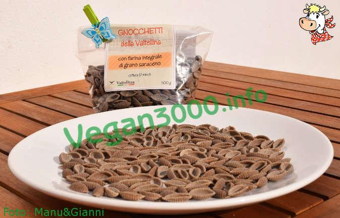 Foto numero 2 della ricetta Gnocchetti di saraceno gratinati
