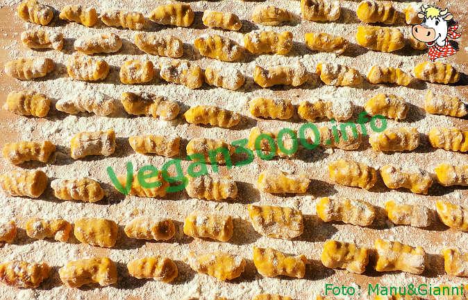 Foto numero 2 della ricetta Gnocchi di zucca