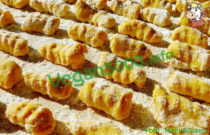 Foto numero 3 della ricetta Gnocchi di zucca