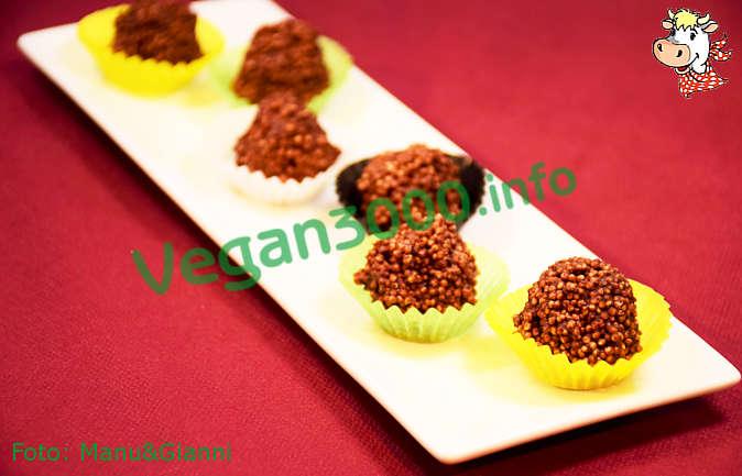 Foto numero 2 della ricetta Puffed amaranth with chocolate