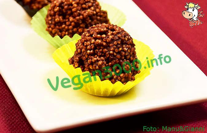 Foto numero 3 della ricetta Puffed amaranth with chocolate