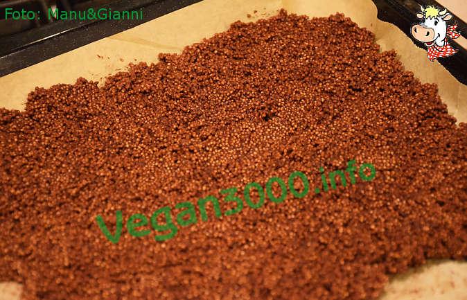 Foto numero 4 della ricetta Puffed amaranth with chocolate