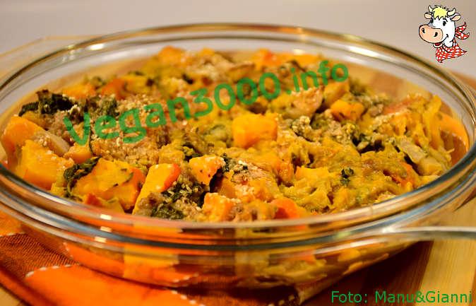 Foto numero 1 della ricetta Gratin di verdure autunnali