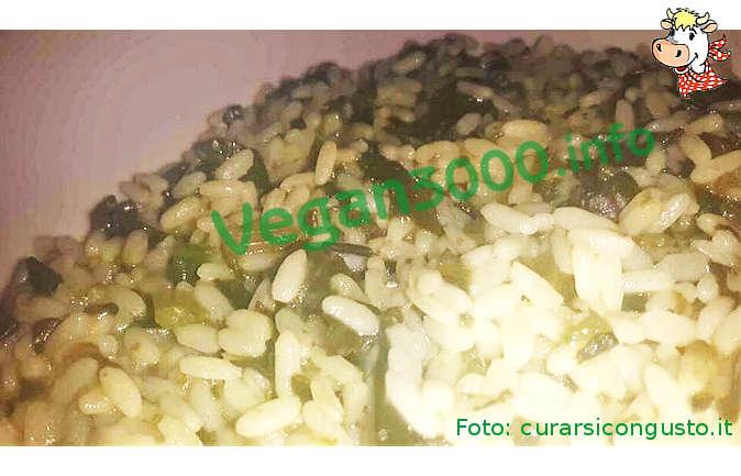 Foto numero 1 della ricetta Risotto agli spinaci