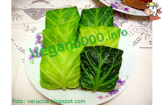 Foto numero 1 della ricetta Involtini di verza
