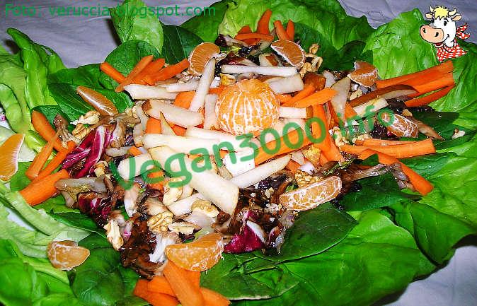 Foto numero 1 della ricetta Entrée di crudité, con maionese vegan