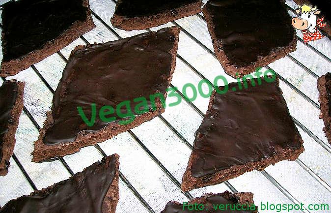 Foto numero 1 della ricetta Vegan mostaccioli