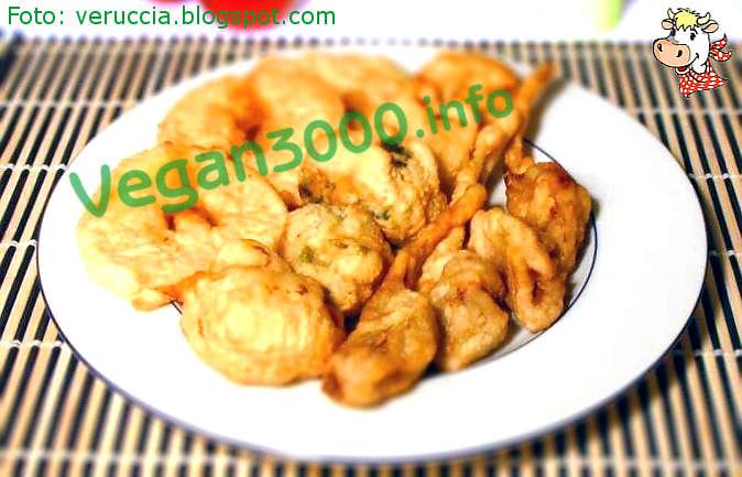 Foto numero 1 della ricetta Vegan fritto misto alla romana
