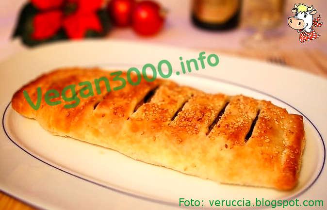 Foto numero 1 della ricetta Vegetable strudel