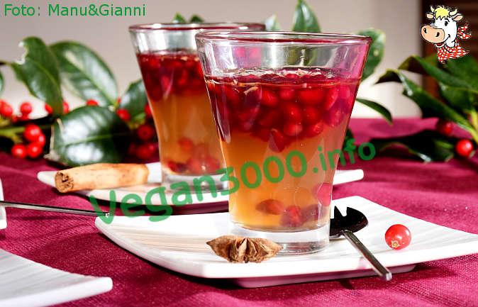 Foto numero 1 della ricetta Kanten di melagrana (budino di melagrana)