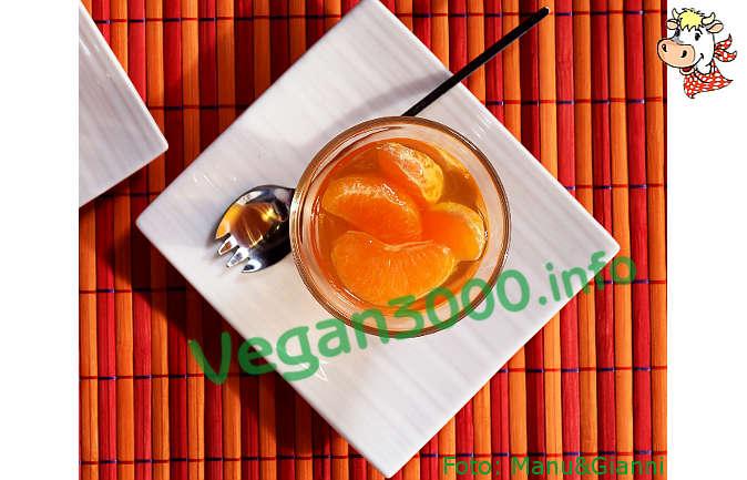 Foto numero 2 della ricetta Kanten di clementine (budino di clementine)