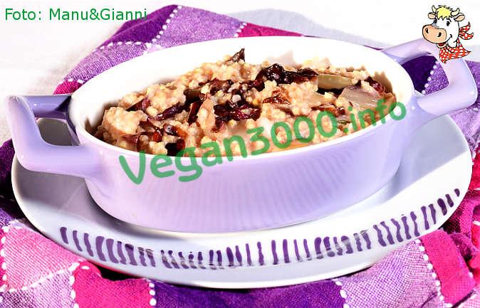 Foto numero 1 della ricetta Millet with radicchio