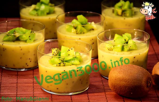 Foto numero 2 della ricetta Budino di kiwi