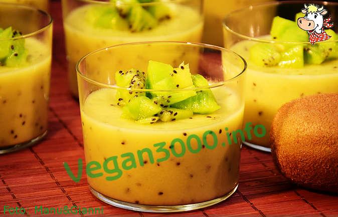 Foto numero 3 della ricetta Budino di kiwi