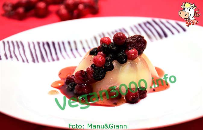 Foto numero 1 della ricetta Vanilla rice pudding with berries