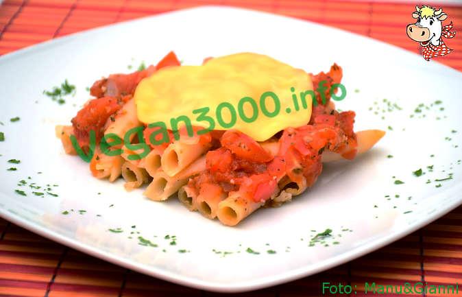 Foto numero 1 della ricetta Baked ziti with tomatoes