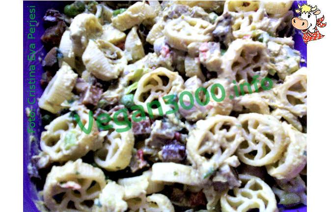 Foto numero 1 della ricetta Insalata di pasta vegan