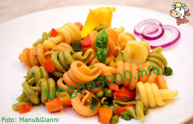 Foto numero 3 della ricetta Insalata di pasta con le verdure