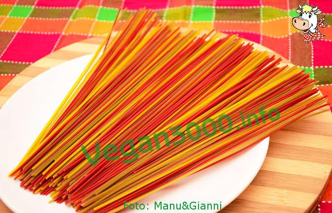 Foto numero 2 della ricetta Insalata di spaghetti profumata al limone
