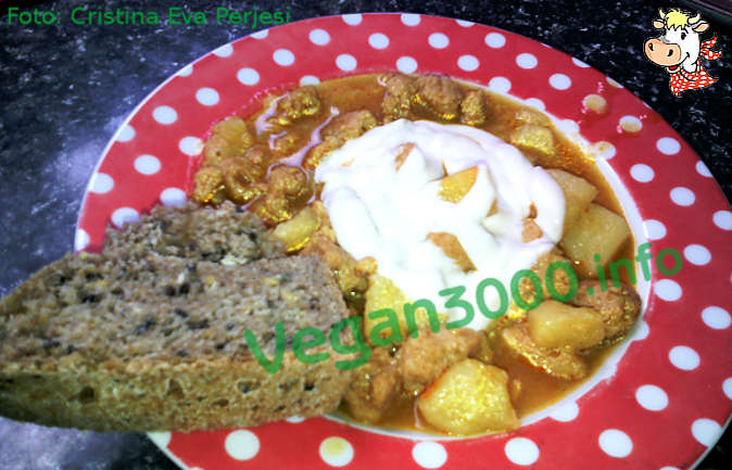 Foto numero 1 della ricetta Gulyàs ungherese vegan