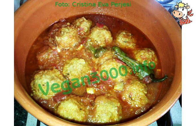 Foto numero 1 della ricetta Drowned millet meatballs