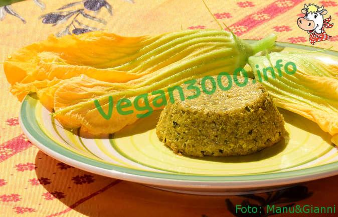 Foto numero 3 della ricetta Curry vegan flan with zucchini