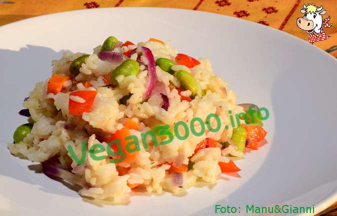 Foto numero 1 della ricetta Insalata di riso colorata