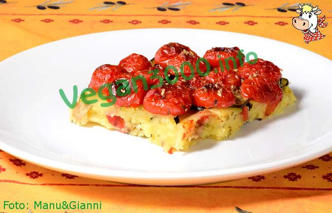 Foto numero 2 della ricetta Baked vegetable tart