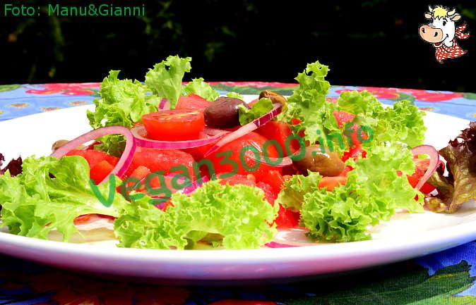 Foto numero 1 della ricetta Insalata estiva con anguria