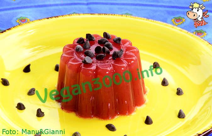 Foto numero 1 della ricetta Gelo (o kanten) di anguria