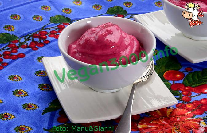 Foto numero 1 della ricetta Vegan ice cream without ice cream maker