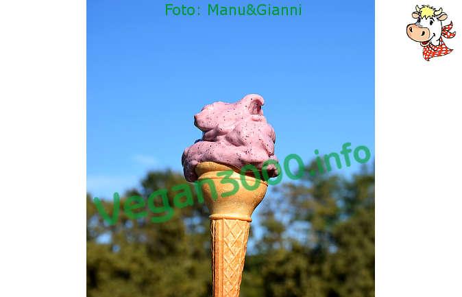Foto numero 2 della ricetta Vegan stracciatella ice cream