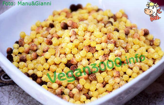Foto numero 2 della ricetta Sardinian fregole in Mediterranean sauce