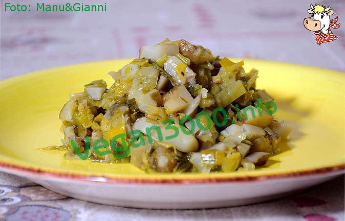 Foto numero 1 della ricetta Spezzatino di topinambur con porro e zenzero