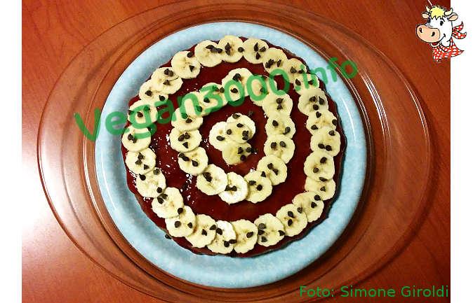 Foto numero 1 della ricetta Choco-banana tofucake