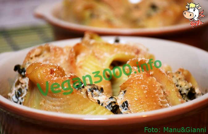 Foto numero 2 della ricetta Conchiglioni gratinati al forno